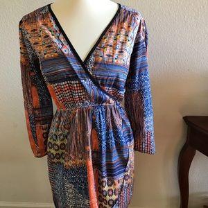 Lightweight boho Dress